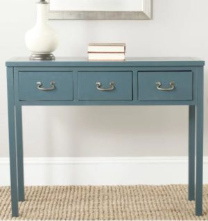 Sadie 39.4″ Solid Wood Console Table