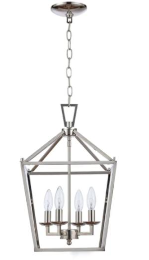 Carmen 4 – Light Pendant