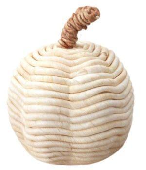 Decorative Corn Husk Rope Pumpkin