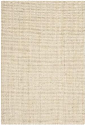 Muriel Handmade Jute/Sisal Ivory Rug