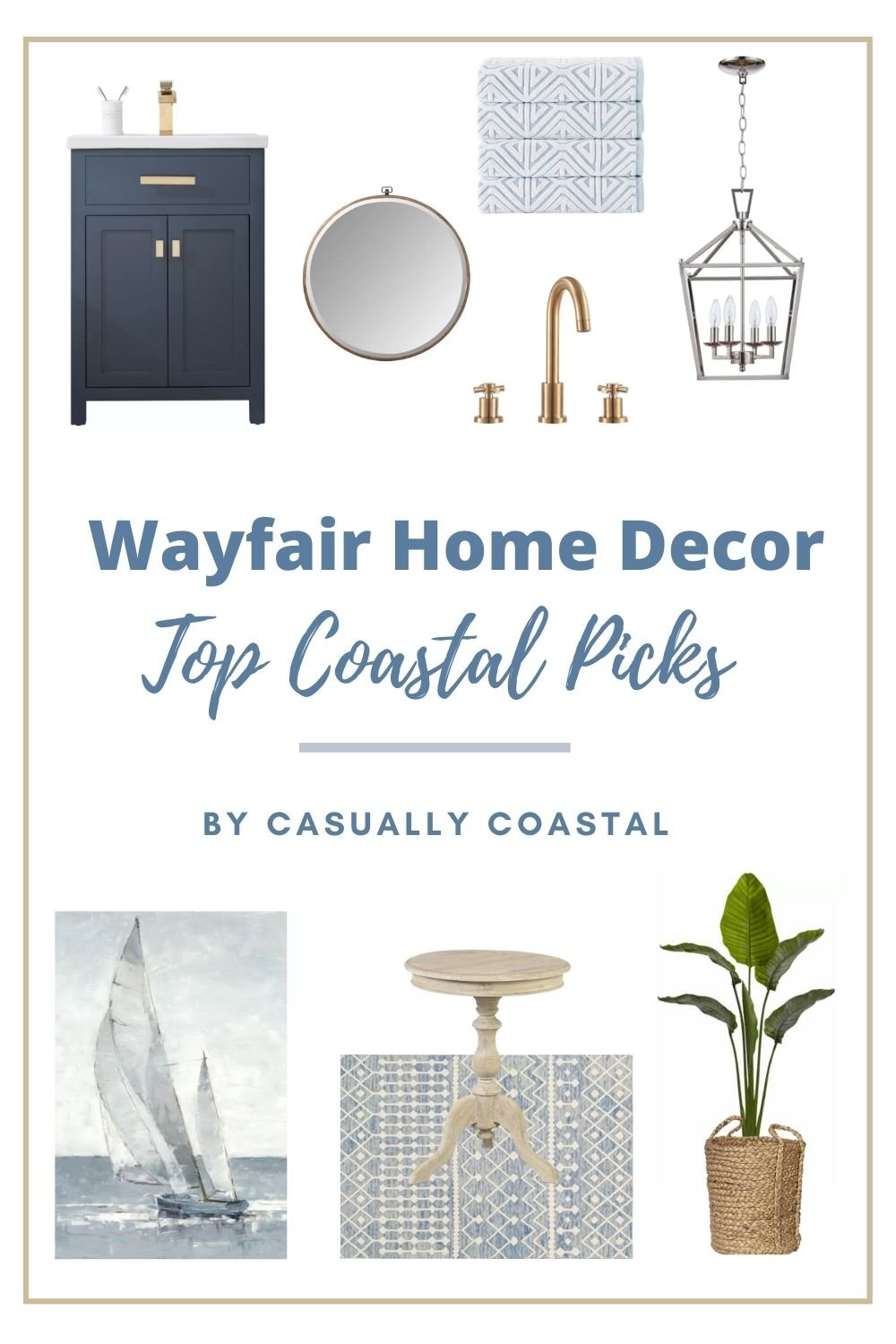 Wayfair\'s WAY DAY: Top Sale Picks For Your Coastal Home