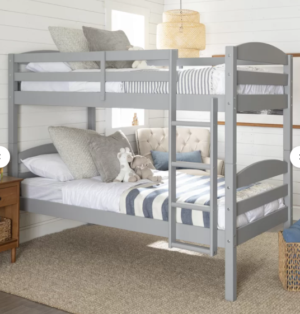 Abby Twin over Twin Bunk Bed