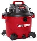 CRAFTSMAN 16 Gallon 6.5 Peak HP Wet/Dry Vac