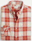Slim double-weave shirt
