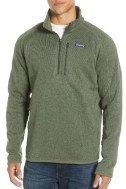 Better Sweater® Quarter Zip Pullover